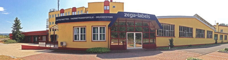 zega-labels Firmensitz in Alzenau