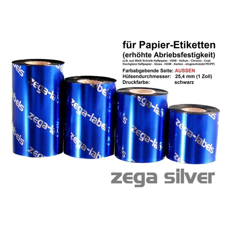 1.860 Stck Kern76mm Zebra ZM400 ZT230 S4M Thermo Etiketten Rolle 102 x 76 mm